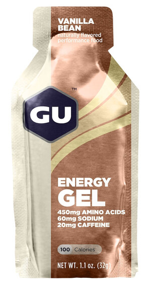 GU Energy Energy Gel Vanilla Bean 32g